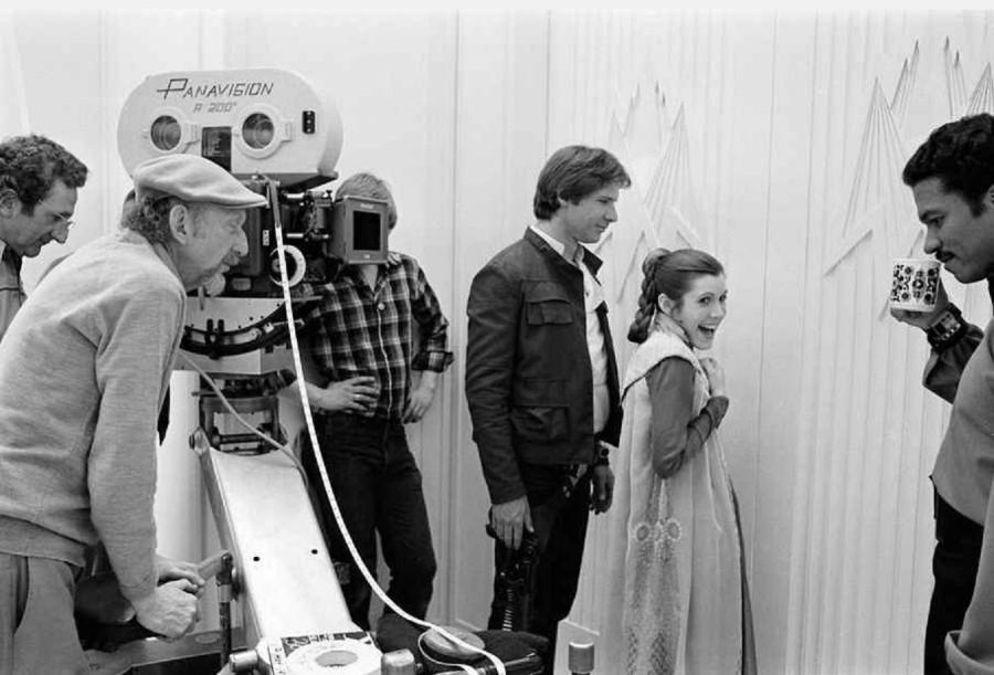 Star Wars IV, V e VI: nuove foto sul dietro le quinte