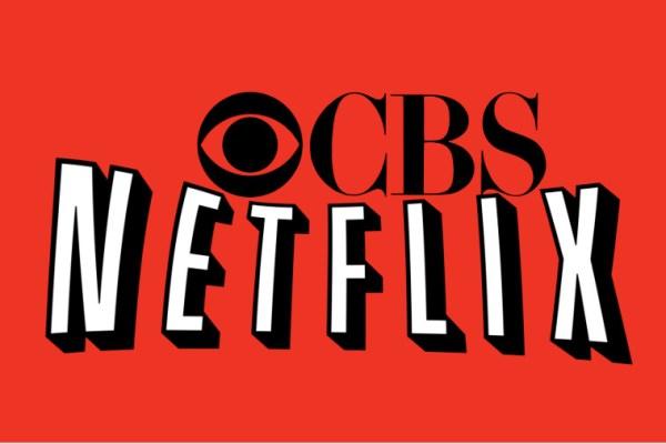 CBS: via le serie da Netflix?