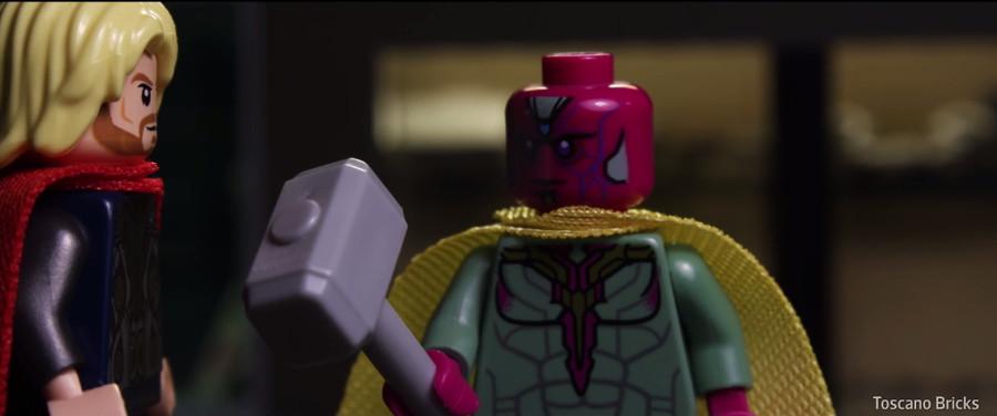 I film del 2015… coi Lego
