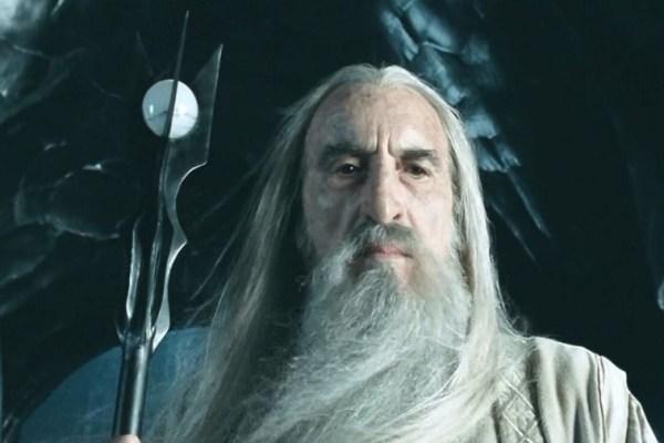 Christopher Lee voleva essere Gandalf e non Saruman