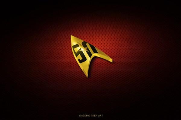 Star Trek: l'arte festeggia il 50° anniversario e l'uscita di Beyond