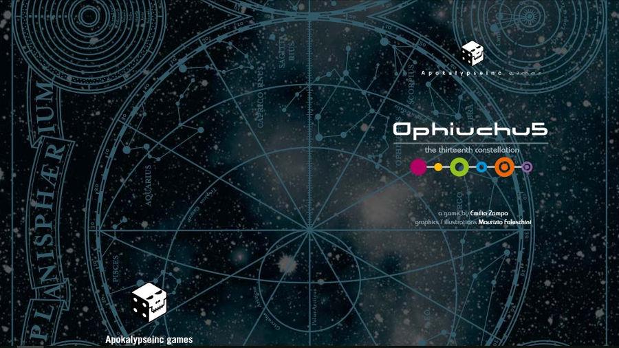 Lo spacciagiochi: Ophiuchus, la tredicesima costellazione
