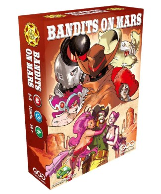 Bandits on Mars