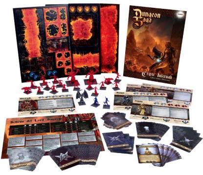 Dungeon Saga cripte infernali 04