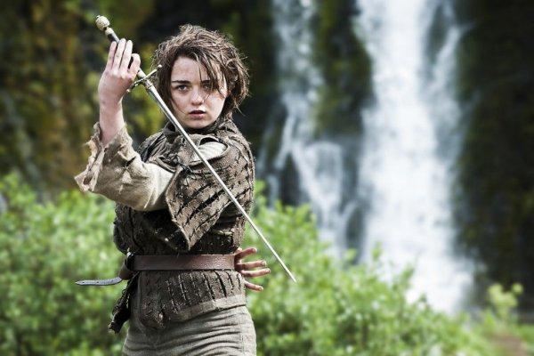 Maisie Williams (Arya Stark) e gli scherzi ai fan