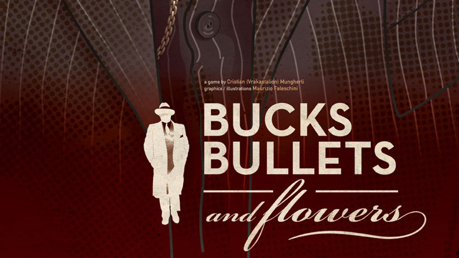 Bucks, Bullets and Flowers su Kickstarter, un gioco per gangster