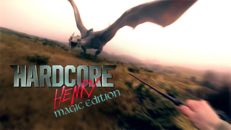 Il corto: Hardcore Henry Magic Edition