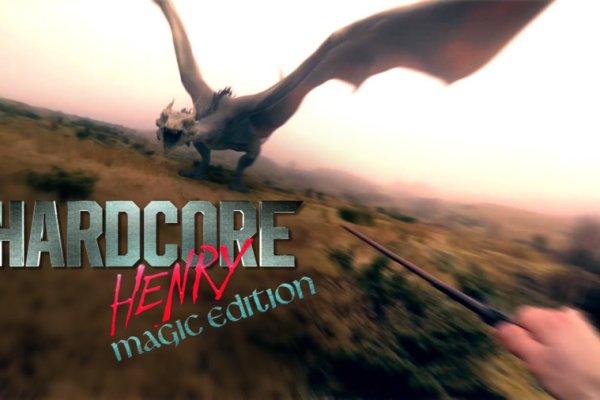 Il corto: Hardcore Henry Magic Edition