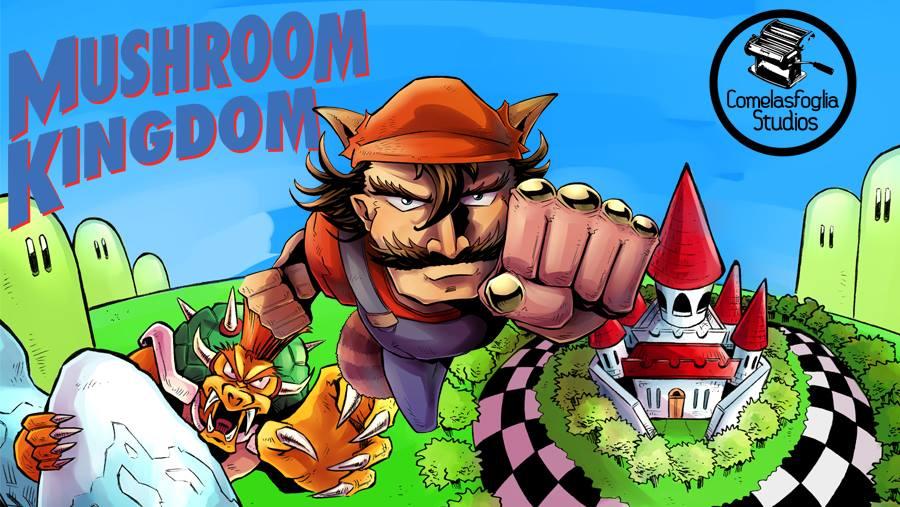 Mushroom Kingdom, un GDR italiano su Kickstarter
