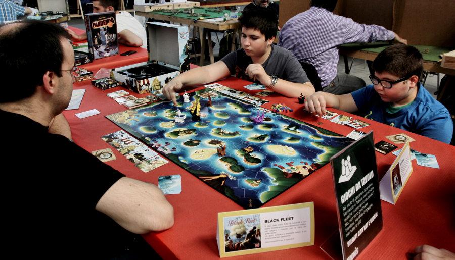 Naoniscon 2015 games