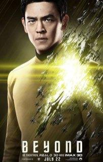Star Trek Beyond - Sulu fix