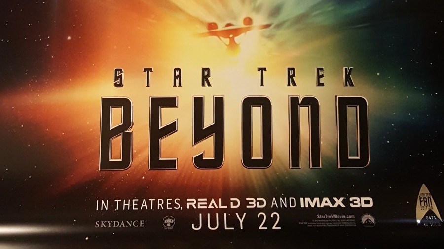 Star Trek Beyond, i nuovi poster sbagliati