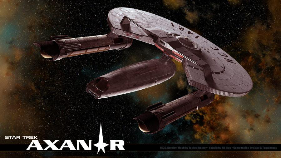 Star Trek: la causa con Axanar è ancora in piedi