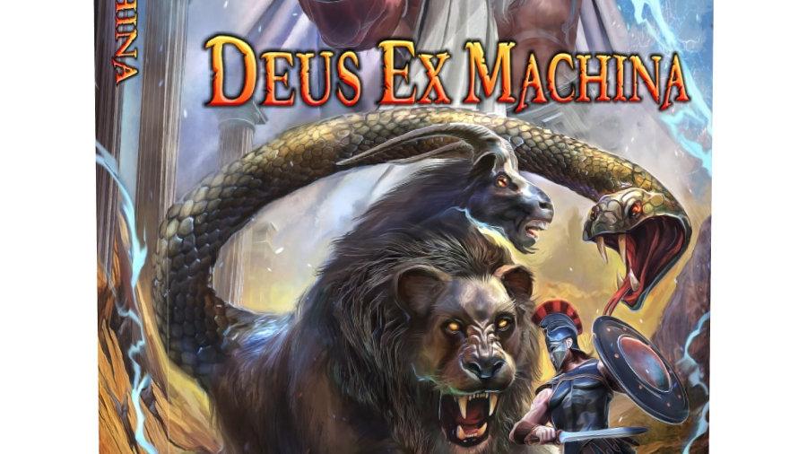 Lo spacciagiochi: Deus Ex Machina su Kickstarter