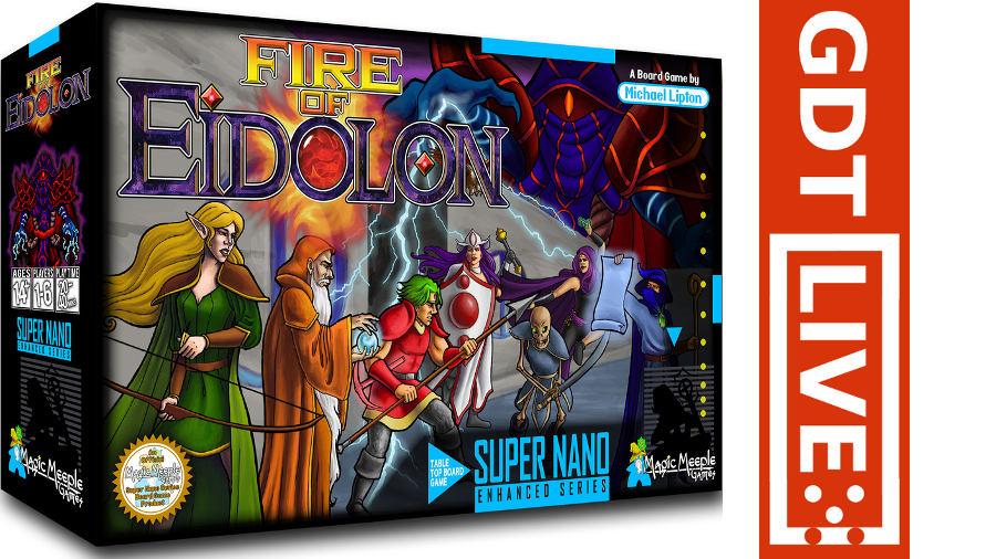 GDT Live: Fire of Eidolon su Kickstarter