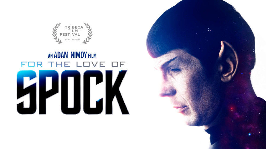 For the love of Spock: il trailer