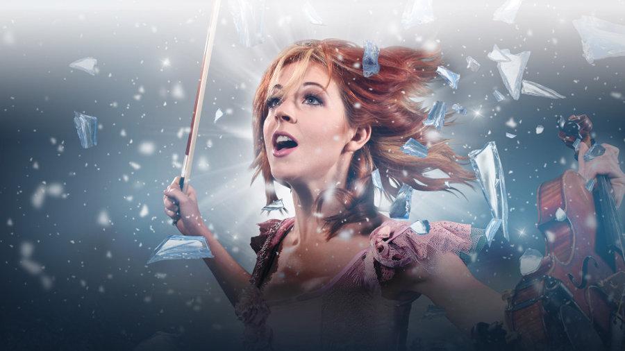 Il violino di Lindsey Stirling e l'Arena post apocalittica