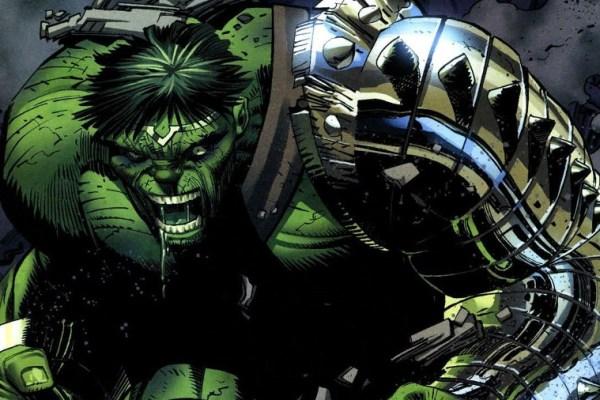 Thor Ragnarok: ecco l'armatura di Hulk