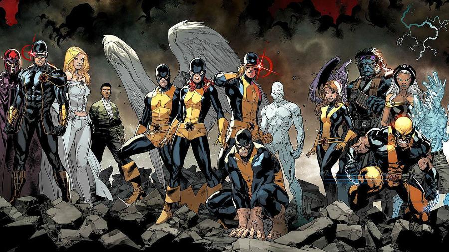 Una nuova serie Marvel in TV, questa volta tocca ai mutanti!