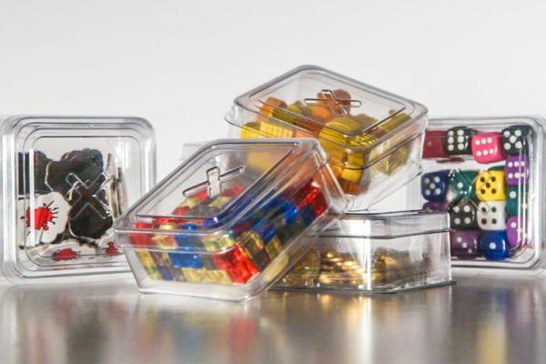 Geekbox, la risposta di dv Giochi al disordine nelle scatole