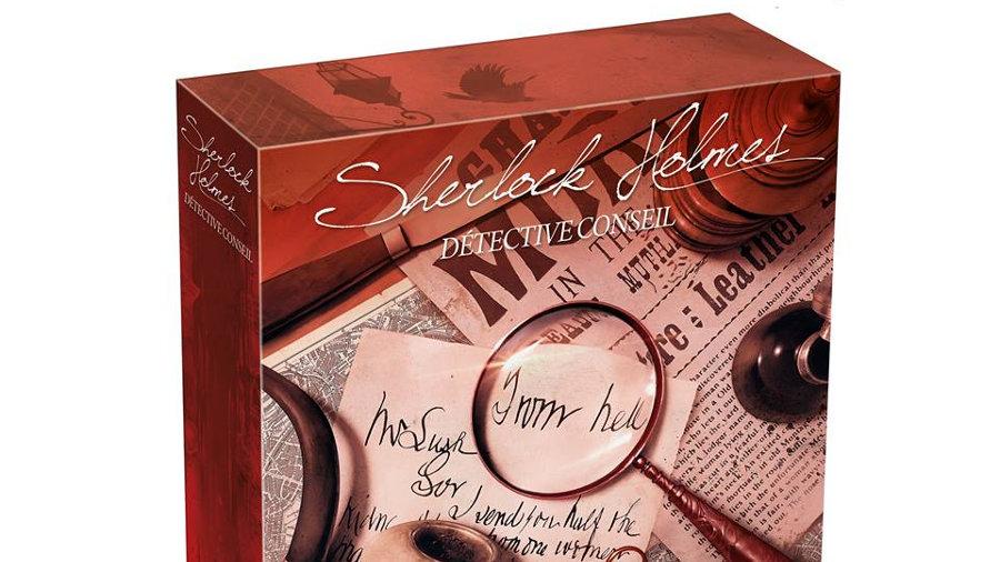 Sherlock Holmes consulente investigativo: la nuova versione