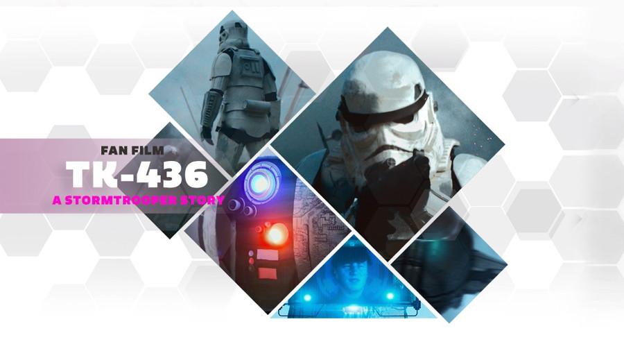 Star Wars – TK-436: A Stormtrooper Story