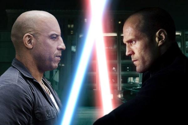 Fast and Furious+Star Wars, con le spade laser tutto è meglio!