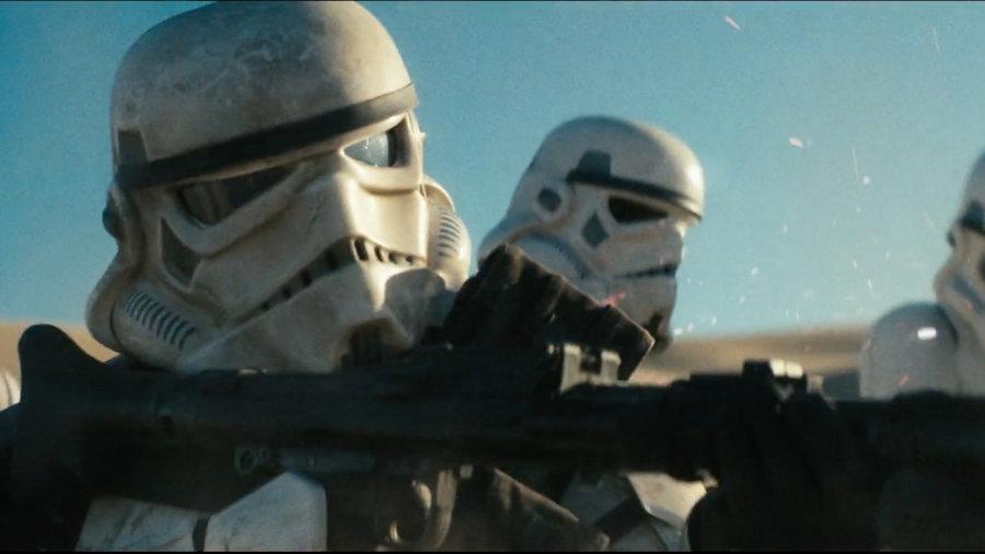 Il corto: Kara (An Unofficial Star Wars Film)