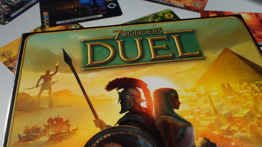 Lo spacciagiochi: 7 Wonders Duel
