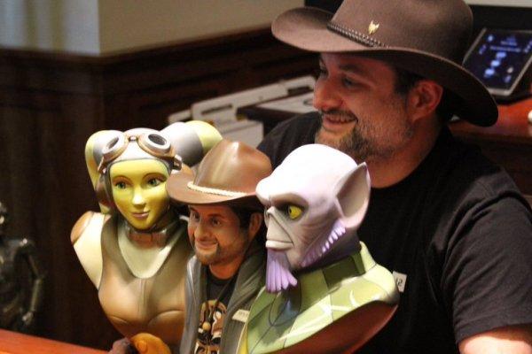 Dave Filoni parla di Star Wars Rebels, di Sabine e, pare, della quarta stagione