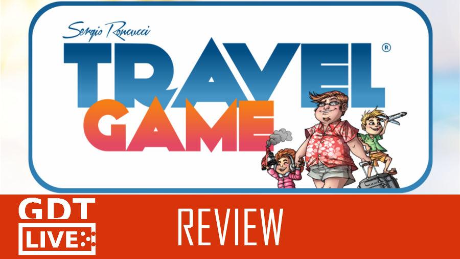 GDT Live – Travel Game