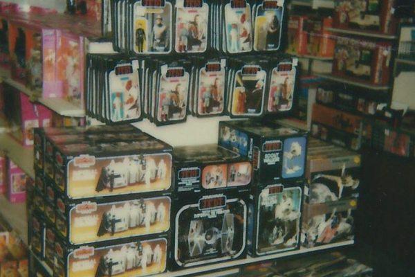 Video d'epoca: come venivano realizzati i giochi di Star Wars degli anni '80