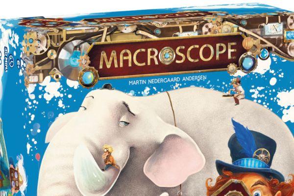 Macroscope: anteprima