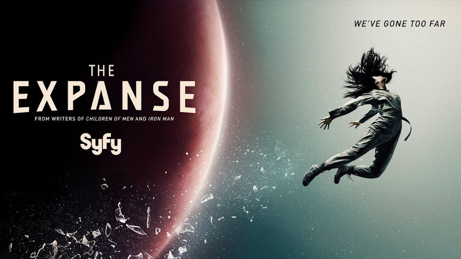 The Expanse sparisce da Netflix, ma arriva su Amazon
