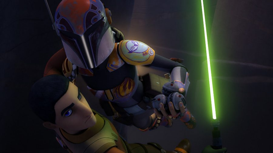 Star Wars Rebels 3×06, la recensione