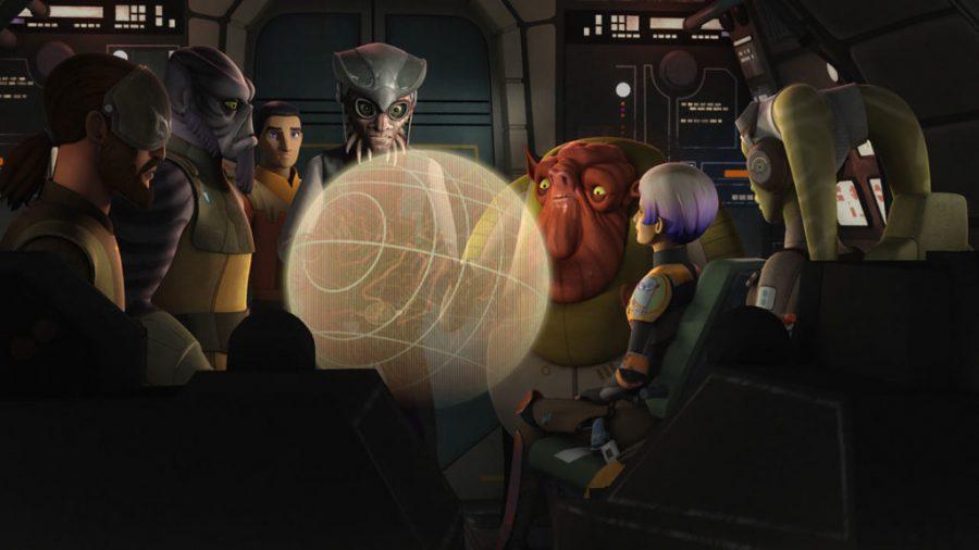 Star Wars Rebels 3×08, la recensione