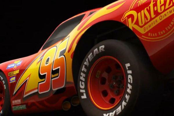 Cars 3, un trailer… a tutto gas!