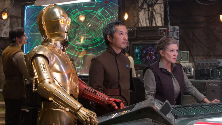 Carrie Fisher sarà in Episodio IX, confermato!
