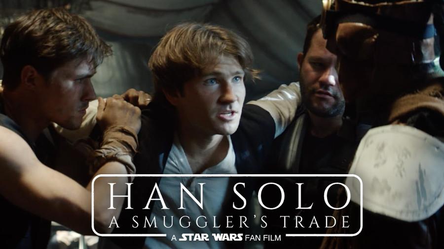 Il corto – Han Solo: A Smuggler's Trade