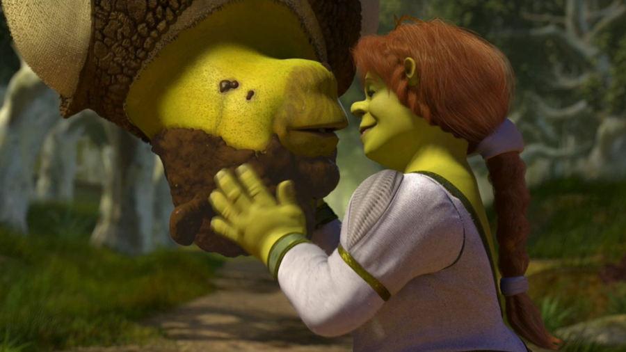 Gli omaggi di Shrek al mondo del cinema