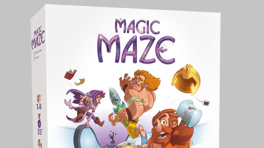 Lo spacciagiochi: Magic Maze