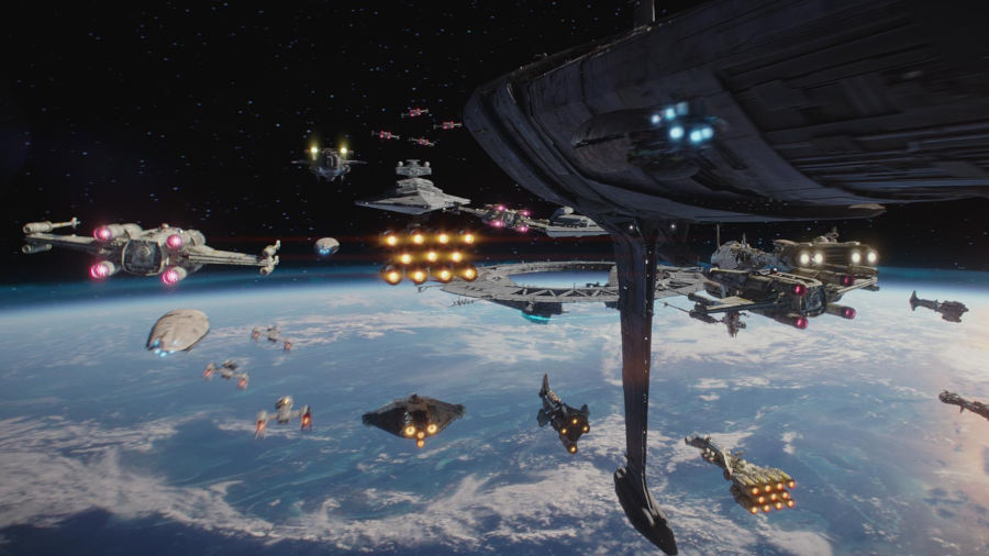 Industrial Light and Magic: la realizzazione della battaglia su Scarif in Rogue One
