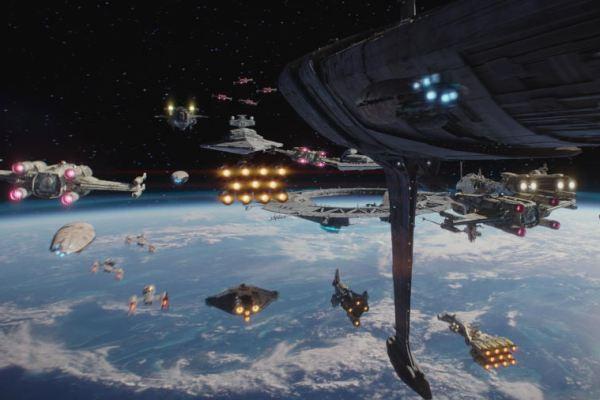 Industrial Light and Magic: la realizzazione della battaglia su Scarif in Rogue One