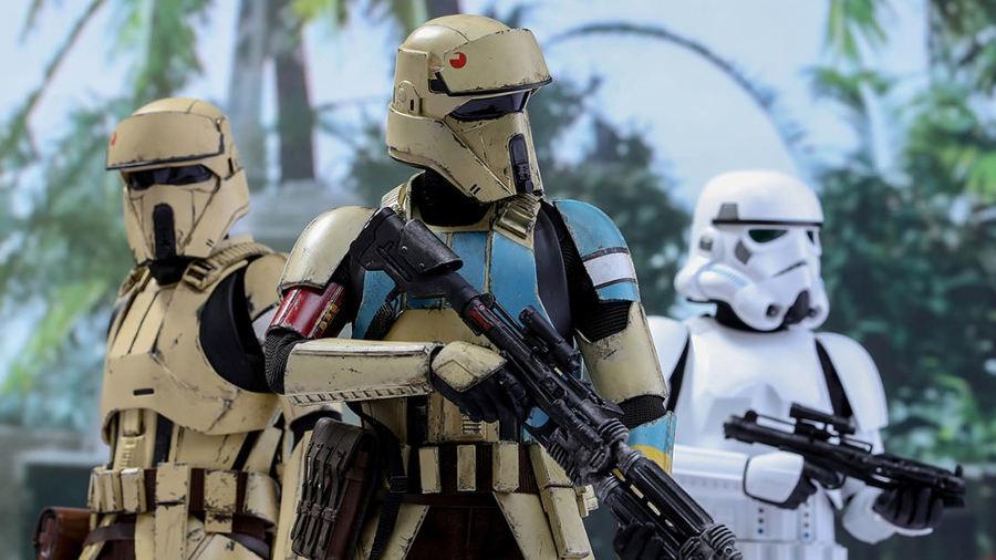Come realizzare un elmo da shoretrooper di Rogue One: A Star Wars Story