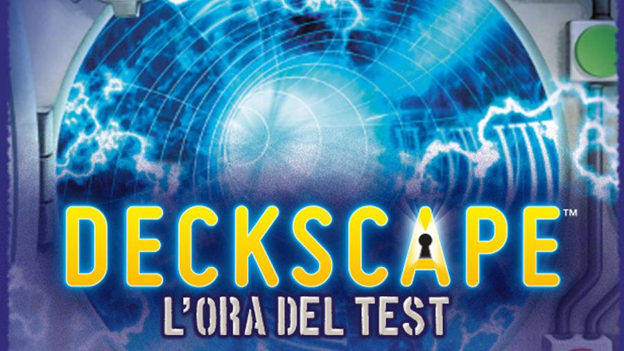 Anteprima: Deckscape – L'ora del test