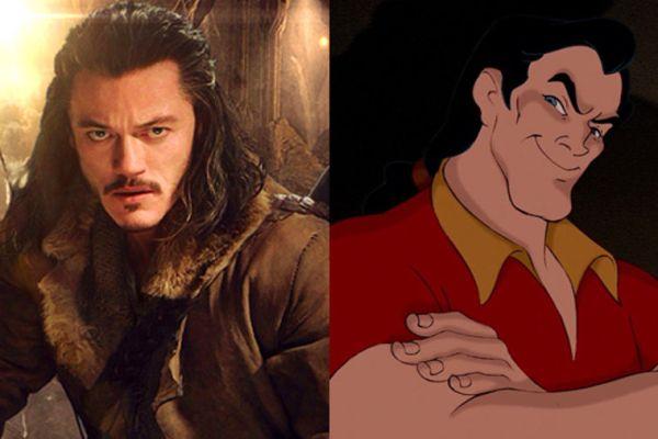 """Luke Evans: Gaston? Un'essere umano """"rotto dentro""""!"""