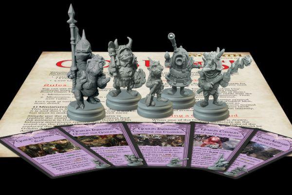 Labyrinth, arrivano i Goblin nella nuova espansione