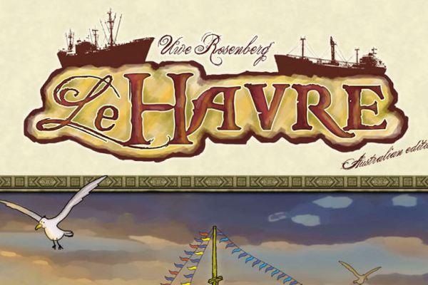 Lo spacciagiochi: Le Havre
