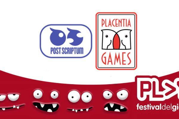 Verso Play 2017 – Post Scriptum + Placentia Games