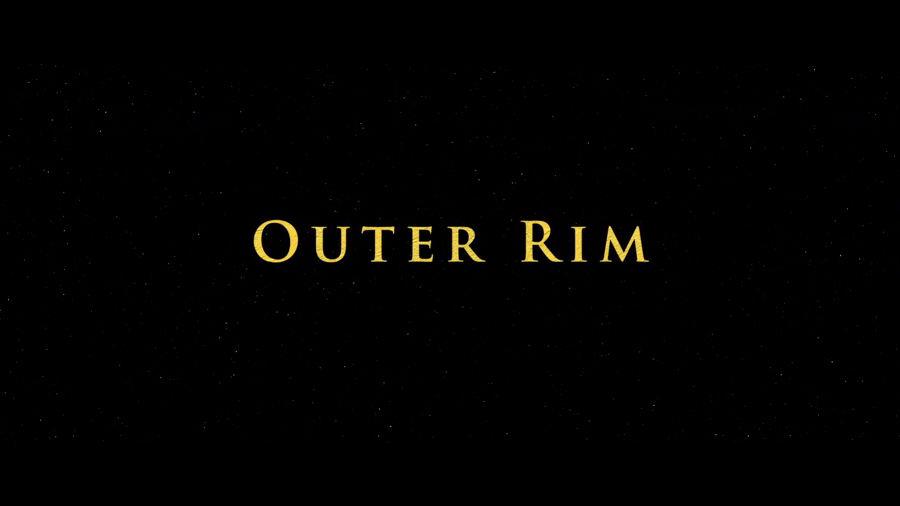 Il corto: Outer Rim (a Star Wars Fanfilm)